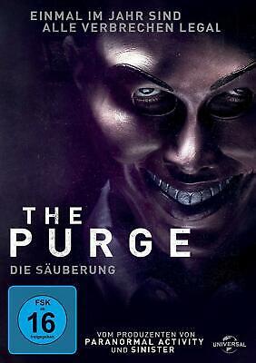 berung ( Horror-Thriller ) mit Ethan Hawke, Lena Headey NEU (Die Säuberung Halloween)