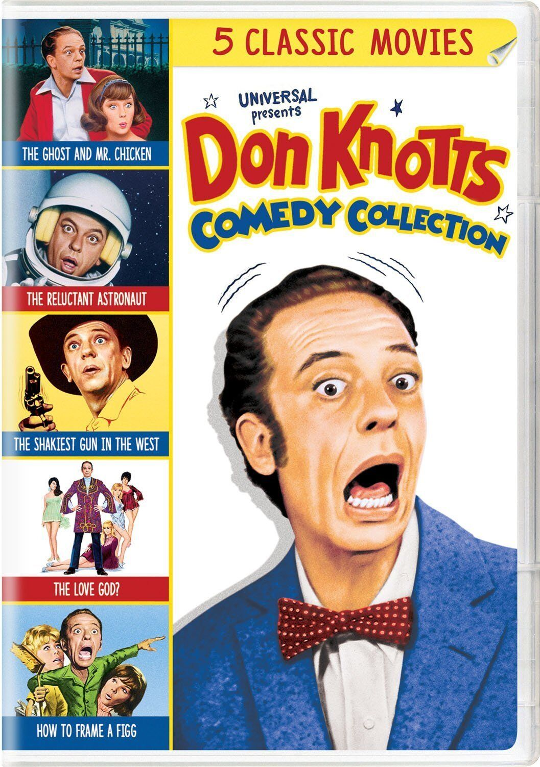 Don Knotts 5-movie Collection 2