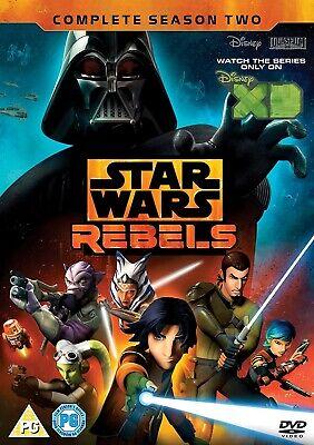 Star Wars Rebels: The Complete Season 2 (DVD, 2016, 4-Disc Set)