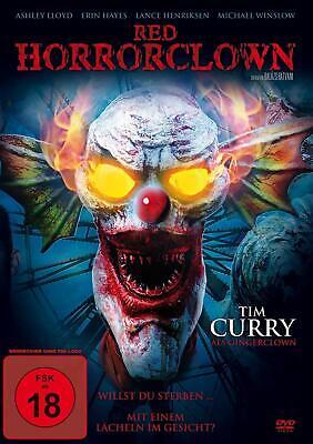 RED HORRORCLOWN - FILM   DVD NEU