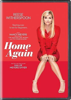Home Again (DVD, 2017)New, Free shipping