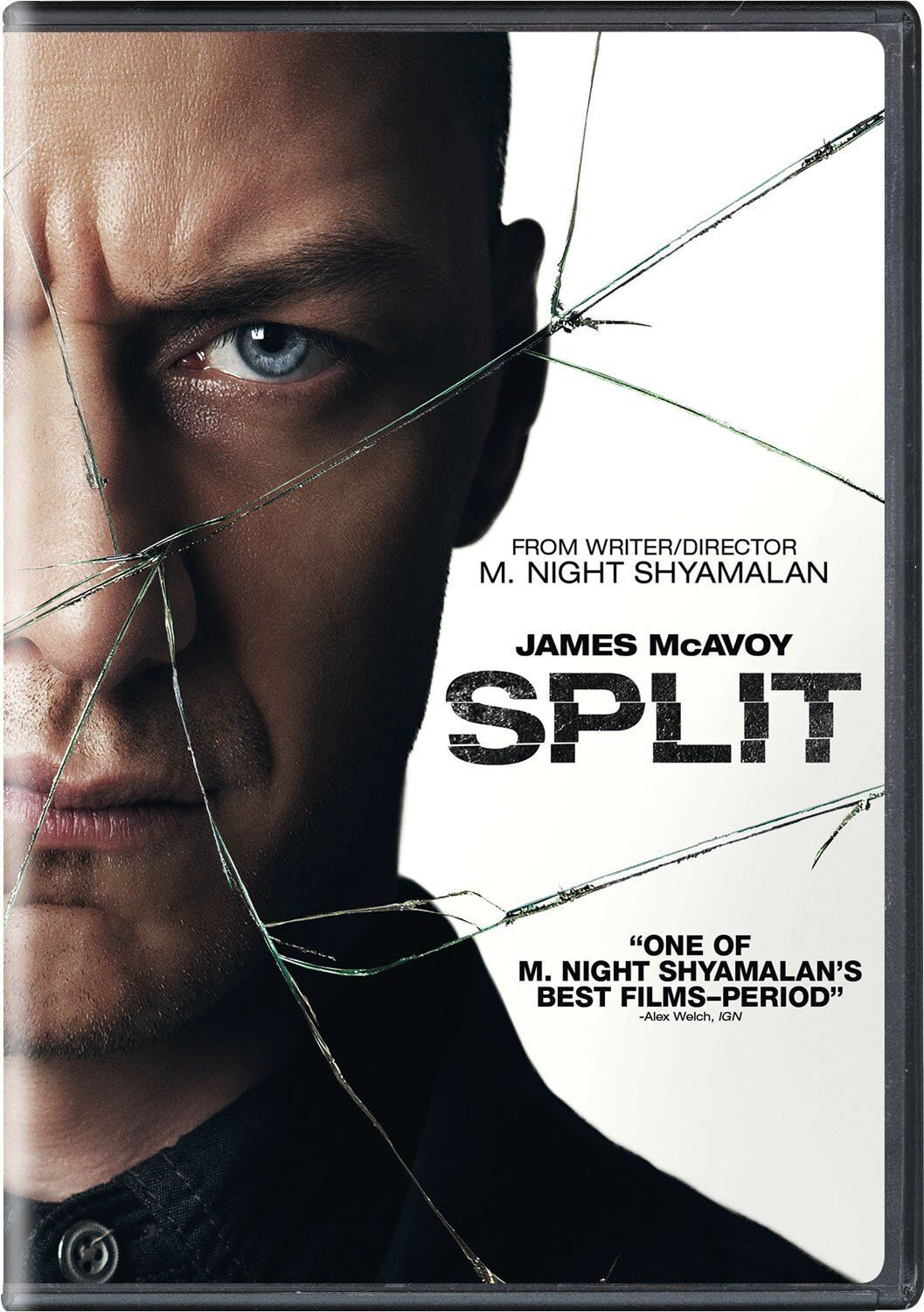 Split (DVD, 2017) SHIPS WITHIN 1 BUSINESS DAY WITH TRACKING