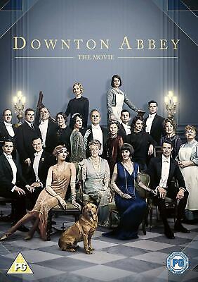 Downton Abbey The Movie [DVD] [2019]- Region 2