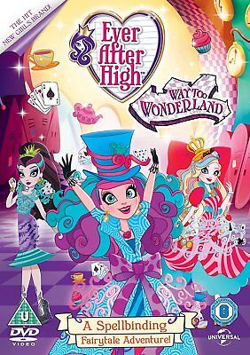 Ever After High DVD * NEW & SEALED *, FAST UK DISPATCH! (Ever After High Movie)