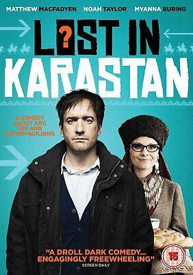 Lost In Karastan (DVD)