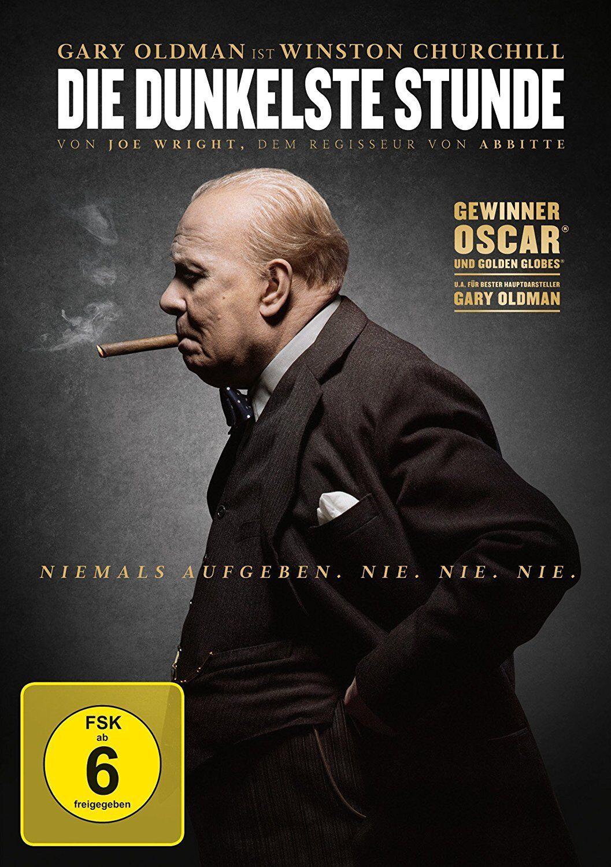 Die dunkelste Stunde (Gary Oldman) (2018) (DVD) NEU/OVP