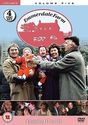 (Emmerdale Farm Volume 5 - DVD NEW & SEALED (4 Discs))