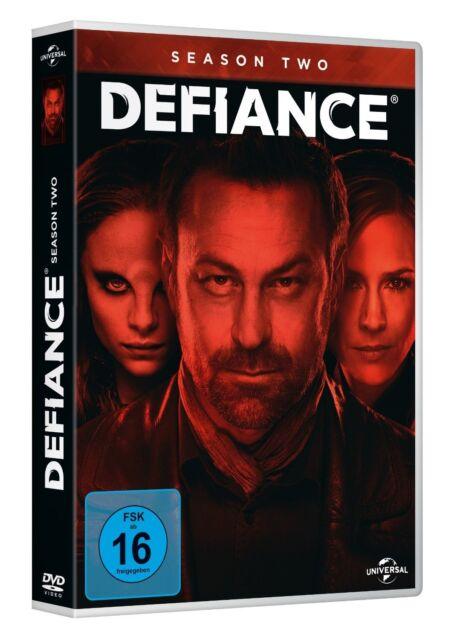 DEFIANCE - 2.STAFFEL 4 DVD NEU