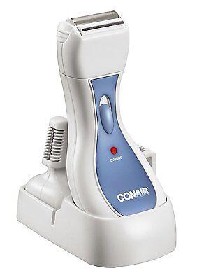 Women Shaver Ladies Electric Razor Rechargeable Groomer Conair Wet/Dry