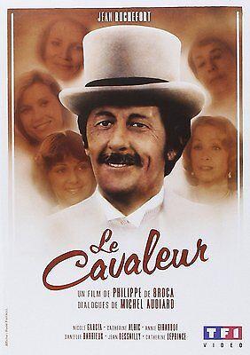 JEAN ROCHEFORT - LE CAVALEUR  -  DVD NEUF