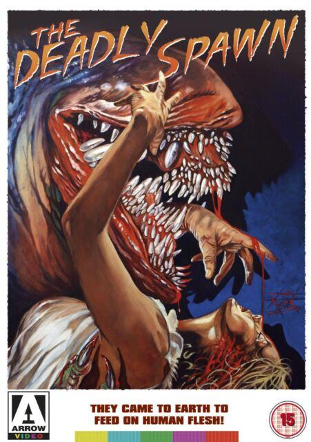 The Deadly Spawn (Michael Robert Coleman Sci-fi) Region 4 DVD New