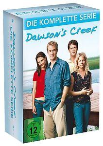 34 DVD-Box ° Dawson's Creek ° Superbox komplett ° NEU & OVP ° Staffel 1 - 6