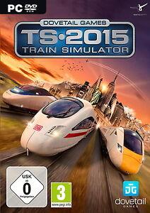 Train Simulator 2015 - Railworks 6 (PC, 2014, DVD) folie eingerissen Neu/OVP - <span itemprop='availableAtOrFrom'>Hofheim, Deutschland</span> - Train Simulator 2015 - Railworks 6 (PC, 2014, DVD) folie eingerissen Neu/OVP - Hofheim, Deutschland