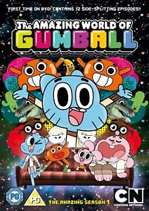 The Amazing World of Gumball - Season 1 Vol. 1 [2014] (DVD)