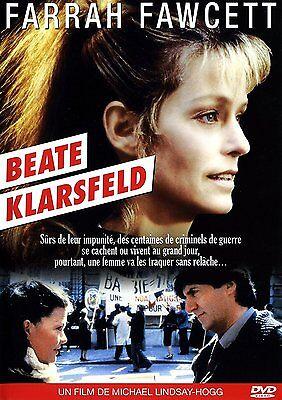 """FARRAH FAWCETT """" BEATE KLARSFELD """" DVD NEUF"""