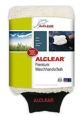 ALCLEAR® Ultra-Microfaser Premium WASCHHANDSCHUH weiß 27x17 cm 950013WH Fahrzeug
