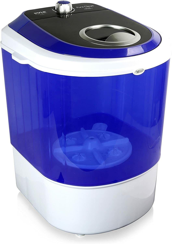 Pyle Compact Portable Washing Machine