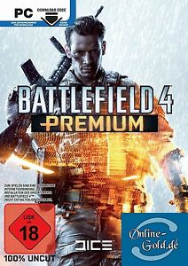 Battlefield 4 Premium Key - Origin - DE - PC BF4 Premium