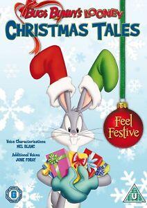 Bugs Bunny - Looney Tunes Christmas [DVD] [2010] New Sealed UK Region 2