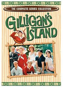 GILLIGAN'S ISLAND COMPLETE SERIES SEASONS 1,2, 3 R4 17 DISCS NEW/SEALED