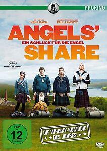 DVD *  ANGELS´ SHARE - EIN SCHLUCK FÜR DIE ENGEL - Ken Loach  # NEU OVP %