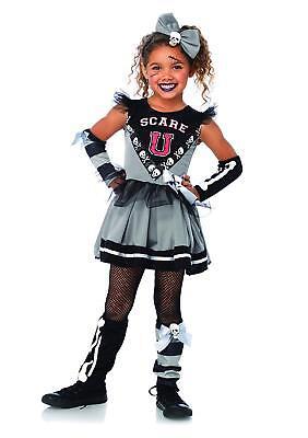 Leg Avenue C49055 - Kostüm für Kinder, Größe - Cheerleader Kostüme Für Kinder