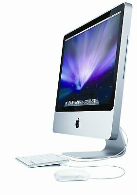 "Apple iMac 24"" (A1225) - 2.4GHz - 4GB RAM, 500GB HD  (A GRADE)"