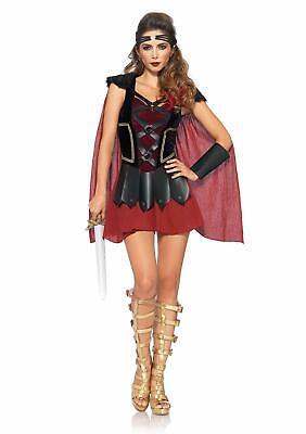 Women's Trojan Warrior Costume SIZE - Trojan Kostüm
