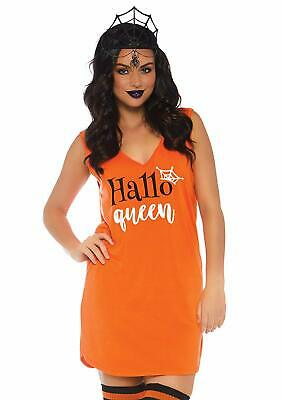 en Adult Halloween Costume Jersey Dress Medium E13F (Hallo, Kostüme)