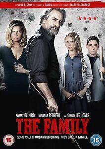 The Family [DVD] New/Sealed (De Niro) 2014