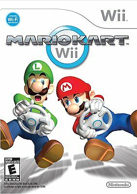 Mario Kart  Nintendo Wii    Retail Pack   Brand New In Stock