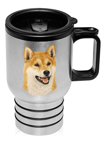 Shiba Inu Travel Mug Tumbler 91103