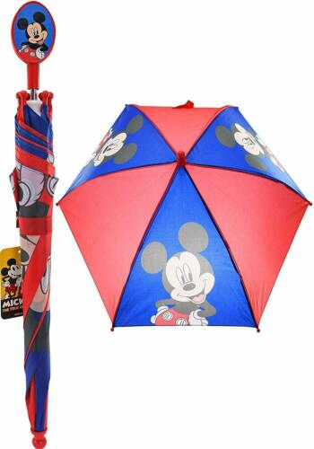 United Pacific Designs Disney Mickey Mouse Kids Umbrella Standard