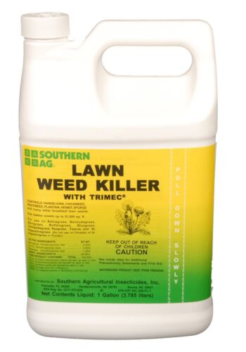 Southern Ag Lawn Weed Killer with Trimec Herbicide Gallon 128 oz.