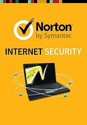 Norton Internet Security 2017 3PC 1Year Norton Security Activation Key | License