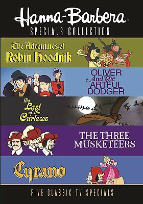 HANNA BARBERA SPECIALS COLLECTION (2PC) -  Region Free DVD - Sealed ()