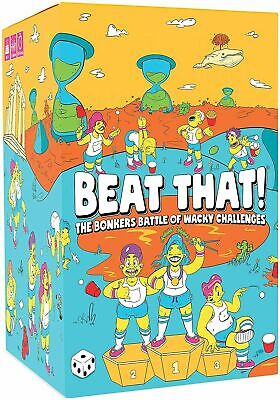 Beat That! The Bonkers Battle of Wacky Challenges - Family Party Game