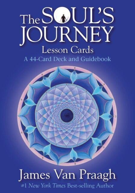The Soul's Journey Lesson Cards - James Van Praagh