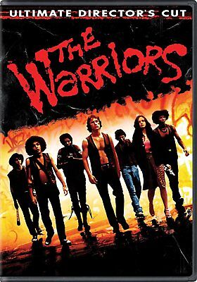 Warriors DVD 032429258533