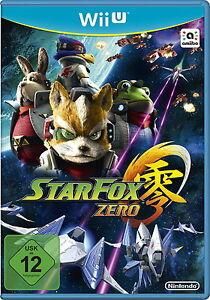 StarFox Zero TOP! Doppelgeschenk! (Nintendo Wii U, 2016, DVD-Box) - St. Martin im Innkreis, Österreich - StarFox Zero TOP! Doppelgeschenk! (Nintendo Wii U, 2016, DVD-Box) - St. Martin im Innkreis, Österreich