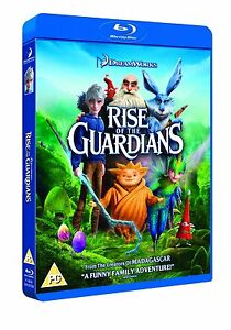 RISE OF THE GUARDIANS - BLU-RAY FILM
