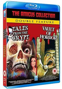 Tales from the Crypt / Vault of Horror     **Brand New Blu Ray**