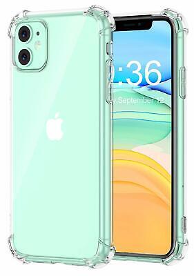 "Silicone Cober Funda Para De iPhone 11 6.1"" Cover Moda Lujo Telefono Protector"