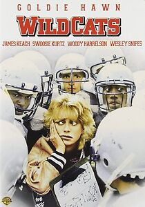 WILDCATS (1986 Goldie Hawn, Wesley Snipes)  DVD - Region 2 UK Compatible