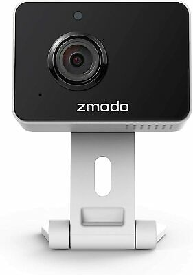 Zmodo Mini Pro 1080P WiFi Indoor Camera for Home Security with Motion Detection