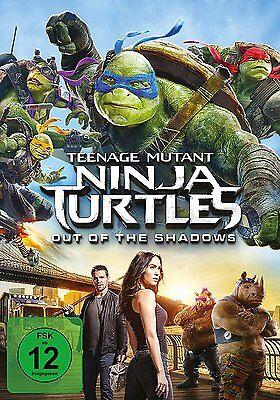 - Neue Teenage Mutant Ninja Turtles