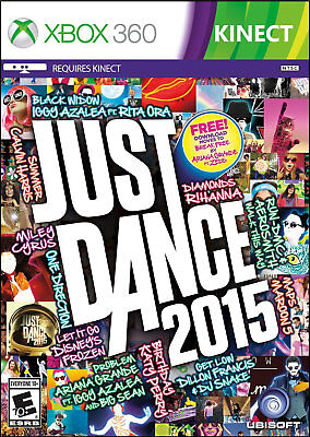 Just Dance 2015 Xbox 360 [Brand New]