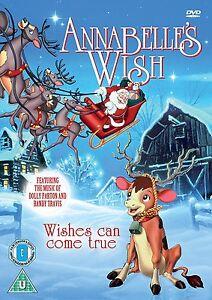 Annabelles Wish  DVD Region 2 UK & Europe Only PAL