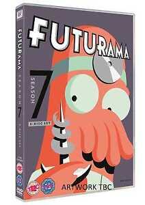 Futurama: Season 7 - DVD