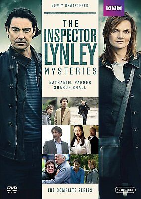 Bbc  Inspector Lynley Mysteries  Complete Remastered Series Seasons 1 6 New